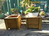 Planter Boxes (two)