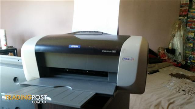 Скачать драйвер принтера epson stylus c65