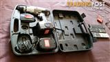 OZITO CORDLESS 14,4 VOLT HAMER DRILL/DRIVER as in pictures,