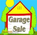 Garage Sale - This weekend! Saturday 1 April and Sunday 2 April 2017 8.00 am to 2.30 pm