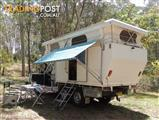 4x4 fully self contained camper for sale